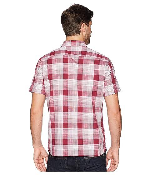 de Camisa Perry rododendro cuadros Ellis estampado esenciales con de nXqxRwXrfZ