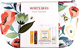 Burt's Bees Treat Yourself Gift Pack, 5 Count (Pack of 1)