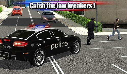 『Crime Town Police Car Driver』の4枚目の画像
