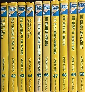 Nancy Drew Set - Books Books 41-50
