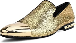Best loafers with gold spikes Reviews