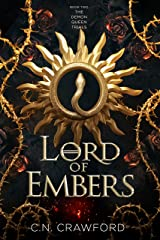 Lord of Embers (The Demon Queen Trials Book 2) Kindle Edition