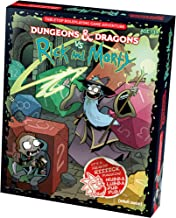 Dungeons Dragons Vs Rick and Morty (D d Tabletop Roleplayi