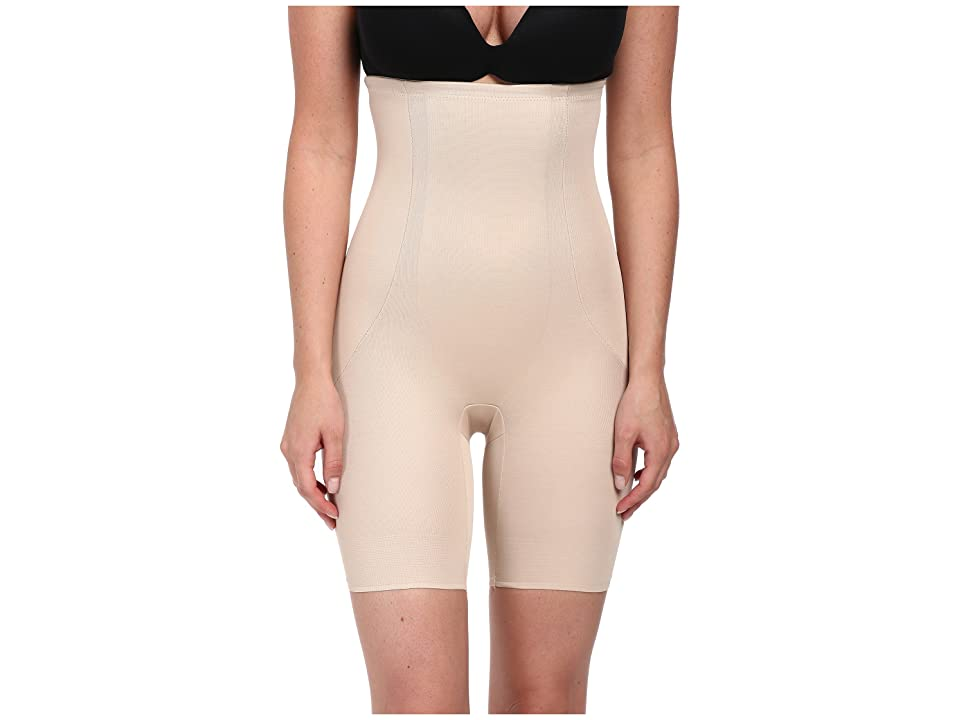 Miraclesuit Shapewear - Miraclesuit Shapewear Back Magic High Waist Thigh Slimmer