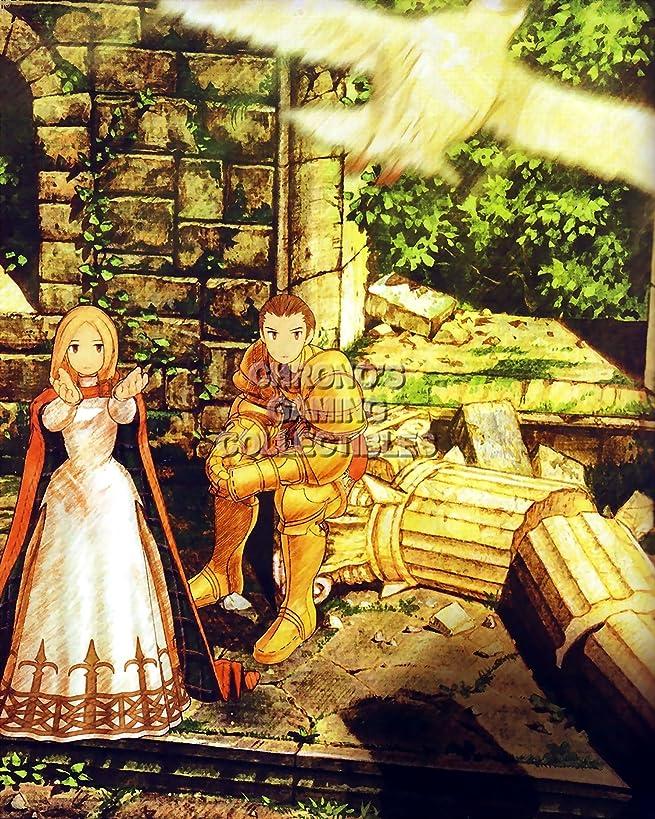 Final Fantasy CGC Huge Poster Tactics PS1 PS2 PSP Vita Nintendo DS GBA - FTA004 (24