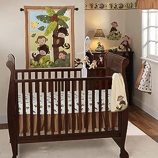 Bedtime Originals 3 Piece Bedding Set, Curly Tails