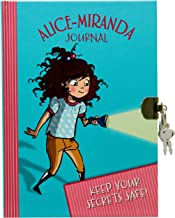 2016 Alice-Miranda Journal With Lock And Key