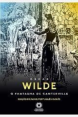 O Fantasma de Canterville (Edição Bilíngue) eBook Kindle