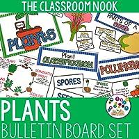 Bulletin Board Set: Plants (39-Piece Set)
