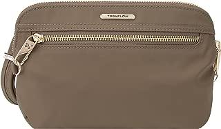 Women's Anti-Theft Tailored Convertible Crossbody Clutch Cross Body Bag