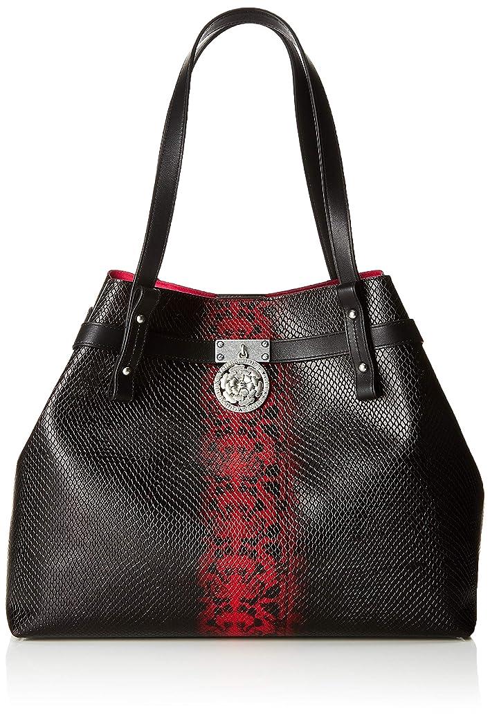 親密な魅力的むしゃむしゃPeony、女性用ショルダーバッグ、色とりどり(スネーク/スネーク)、56 x 16.5 x 33 cm(W x HL)
