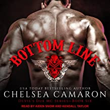 Bottom Line: Devil's Due MC Series, Book 6