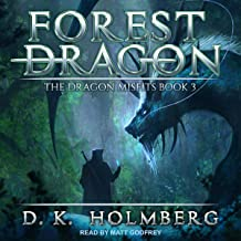 Forest Dragon: Dragon Misfits Series, Book 3