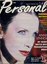Sunday Mirror Personal May 3 1998 (Annie Lennox Cover)