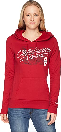 Oklahoma Sooners Eco University Fleece Hoodie