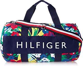 Tommy Hilfiger Unisex Island Floral Iconic Canvas Island Floral Iconic Canvas, Peacoat/Multi, One Size