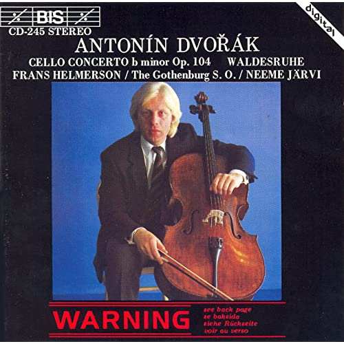 Dvorak: Cello Concerto / Waldesruhe