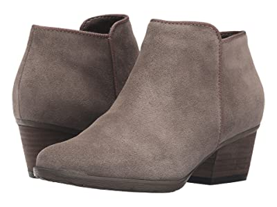 Blondo Villa Waterproof Bootie (Mushroom Suede) Women