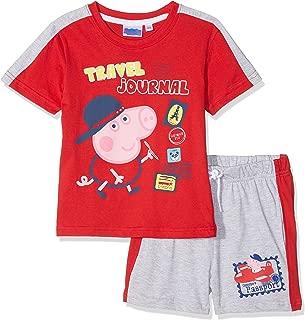 Peppa Pig Kids Tshirt and Short Pyjama Set