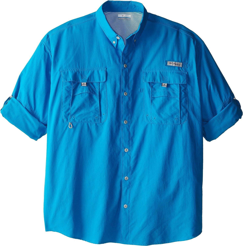 Columbia Men's Bahama Ii Long Sleeve Shirt-Extended