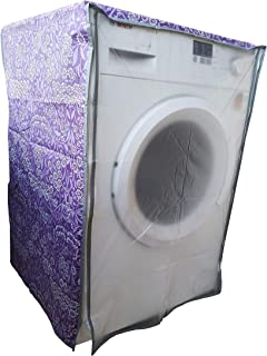 Smart Shelter Washing Machine Cover Suitable for Front Load Washing Machines All Brands (61 cm X 61 cm X 84 cm)