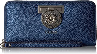 GUESS Marlene Midnight Large Zip Around Wallet