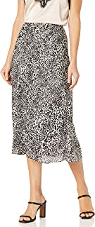 BCBGMAXAZRIA Women's Animal Print Skirt