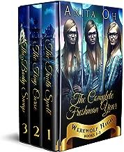 Werewolf High: The Complete Freshman Year: Books 1-3 (Werewolf High Boxset Book 1)