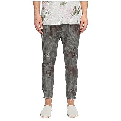Vivienne Westwood Ticking Print Sweatpants (Brown) Men