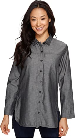 NAU - Long Sleeve Twisted Tunic