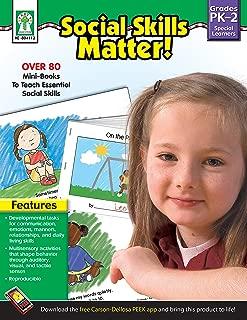 Social Skills Matter!, Grades PK - 2: Social Narrative Mini-Books