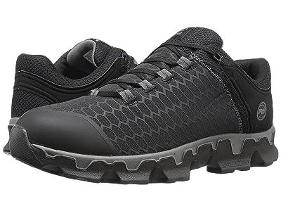 Timberland PRO Powertrain Soft Toe SD+ (Black Synthetic) Men