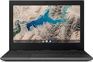 """Lenovo 100E Chromebook 2ND Gen Laptop, 11.6"""" HD (1366 X 768) Display, MediaTek MT8173C Processor, 4GB LPDDR3 RAM, 16GB eMM..."""