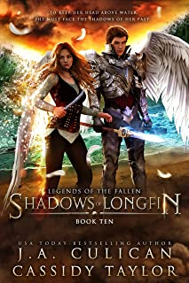 Shadows of Longfin: Fantasy Prison Adventure (Legends of the Fallen Book 10)