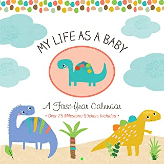 My Life as a Baby: A First-Year Calendar (Dinosaurs)