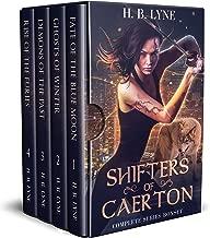 Shifters of Caerton: A Dark Urban Fantasy Complete Series Boxset