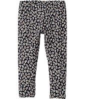 Polo Ralph Lauren Kids Floral Stretch Cotton Leggings (Toddler)