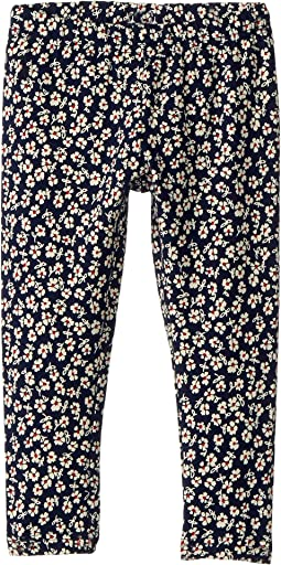 Polo Ralph Lauren Kids - Floral Stretch Cotton Leggings (Toddler)