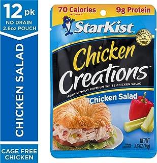 chicken salad lunch kit
