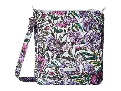 Vera Bradley Carson Mailbag (Lavender Meadow) Bags