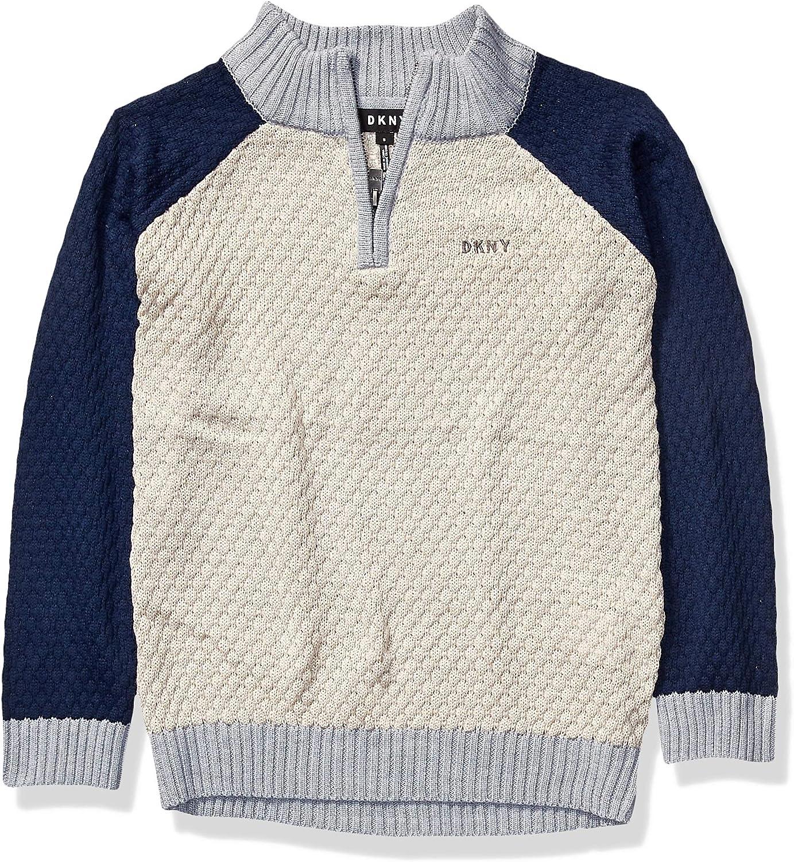 DKNY Boys' Big Sweater