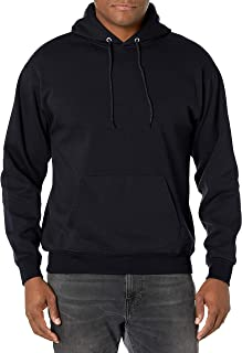 Mens Pullover Ecosmart Fleece Hooded Sweatshirt