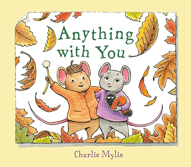 Anything with You: A Picture Book (English Edition)