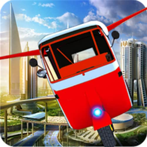 Tuk Tuk Racer Flying Rickshaw