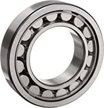 SKF NJ 2213 ECJ/C3 Cylindrical Roller Bearing, Single Row, Removable Inner Ring, Flanged, Straight Bore, High Capacity, C3 Clearance, Steel Cage, Metric, 65mm Bore, 120mm OD, 31mm Width