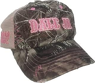 dale earnhardt jr camo hat