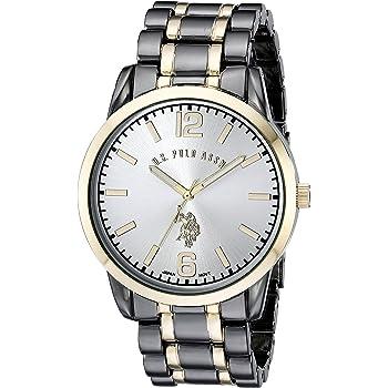 U.S. Polo Assn. Classic Men's USC80313 Analog Display Analog Quartz Two Tone Watch