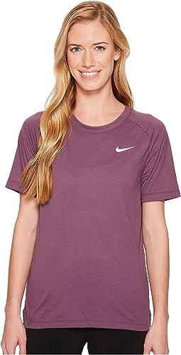 Nike - Breathe Short Sleeve Running Top
