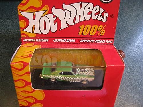 Hot Wheels 100% ′69 PRO STREET CAMARO 1 of 4 Sonderauflage für Sammler