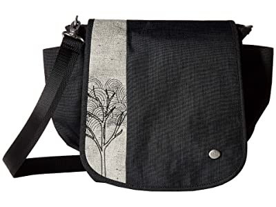 Haiku To Go Convertible (Black Morel) Handbags